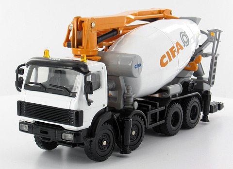 22502 - Norscot CIFA Cement Mixer MSRP