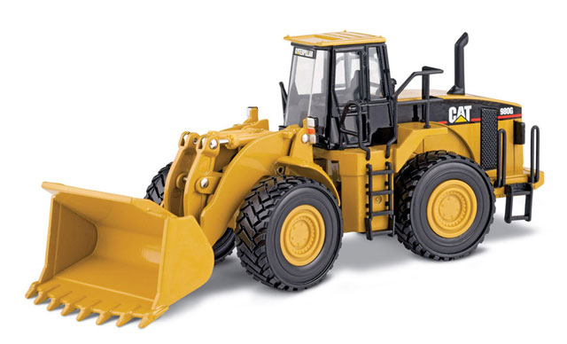 55027V - Norscot Caterpillar 980G Wheel Loader Core Classics