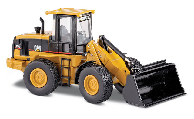 55057 - Norscot Caterpillar 924G Versalink Wheel Loader