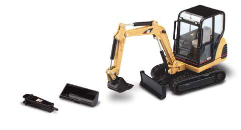 55085-X - Norscot Caterpillar 3025 Mini Hydraulic Excavator