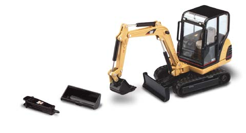 55085 - Norscot Caterpillar 3025 Mini Hydraulic Excavator