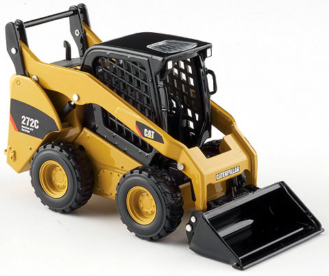 55167 - Norscot Caterpillar 272C Skid Steer Loader