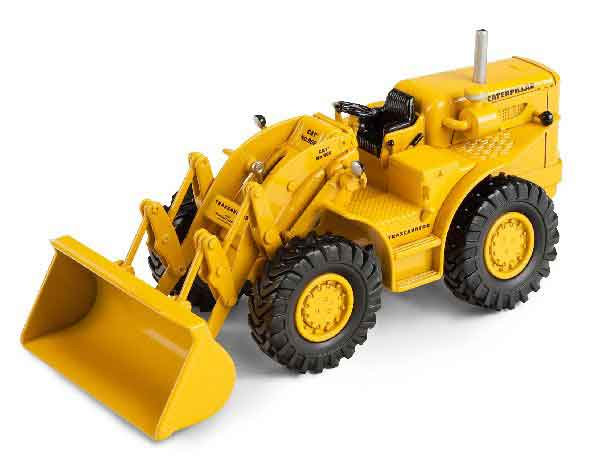55232-X - Norscot Caterpillar 966A Traxcavator MODEL MINT BOX