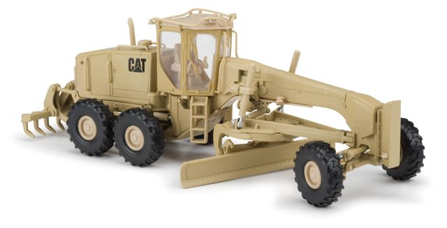 55252 - Norscot Caterpillar Military 120M Motor Grader