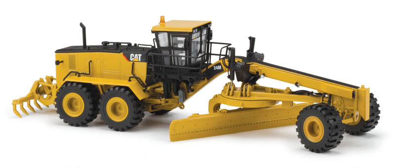 55264-X1 - Norscot Caterpillar 24M Motor Grader MODEL IS
