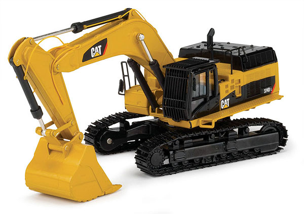 55274 - Norscot Caterpillar 374DL Hydraulic Excavator Caterpillar recently introduced