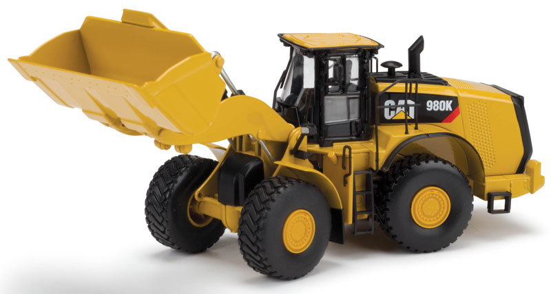 55289 - Norscot Caterpillar 980K Wheel Loader Material Handling