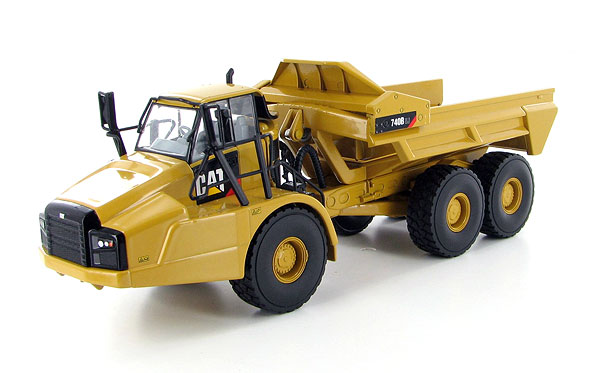 55500 - Norscot Caterpillar 740B EJ Articulated Hauler_Dump Truck