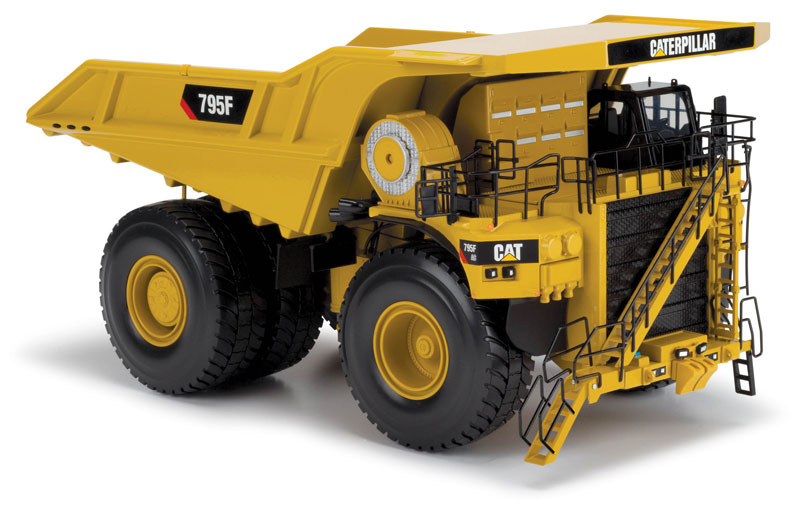 55515 - Norscot Caterpillar 795F AC Electric Drive Mining