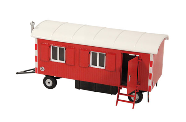 505-10 - NZG Model Construction Site Trailer