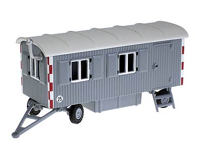 560-52 - NZG Model Construction Site Trailer