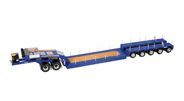 656-20 - NZG Model Nooteboom 5 Axle PendelX Lowboy Trailer