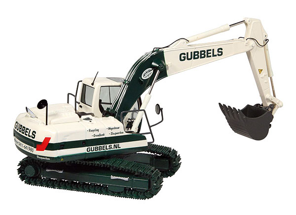 685-24 - NZG Model Gubbels Liebherr R916 Advanced Excavator
