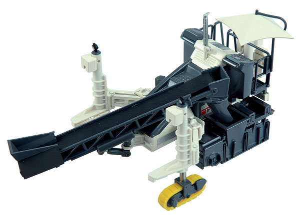 807 - NZG Model Wirtgen SP15 Slipform Paver