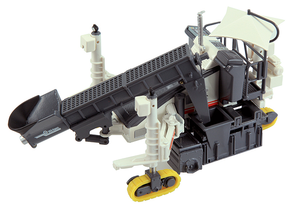 8071 - NZG Model Wirtgen SP15 Slipform Paver