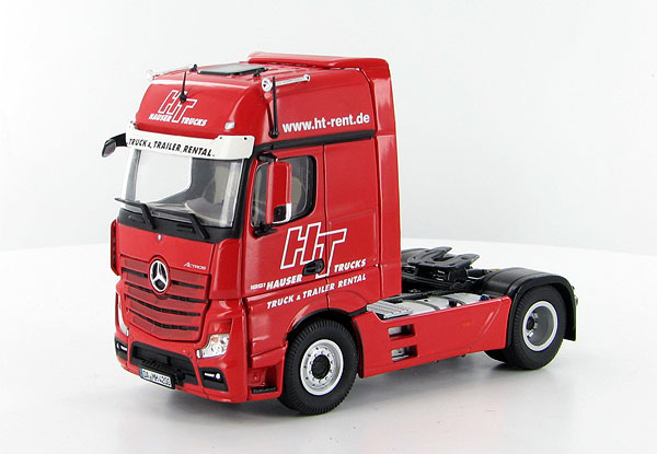 844-08 - NZG Model HT Mercedes Benz Actros FH25 GigaSpace 4x2