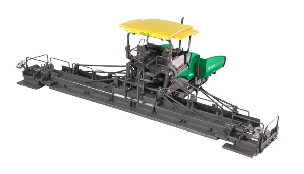 8591 - NZG Model Vogele Super 2100 3i Tracked Paver