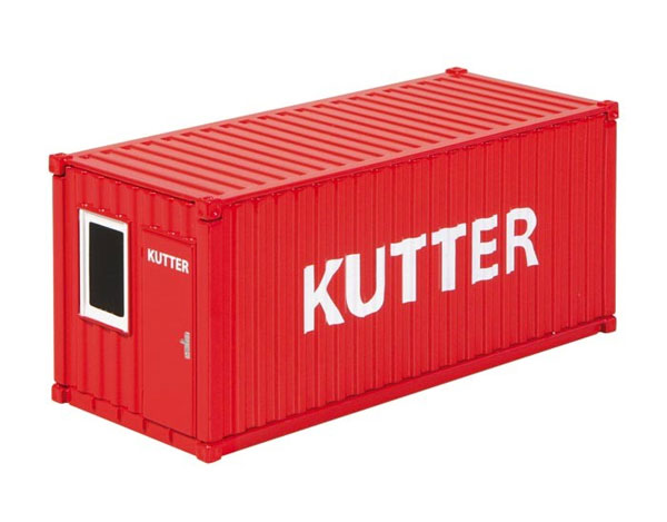 8751-02 - NZG Model Kutter 20ft Storage Container