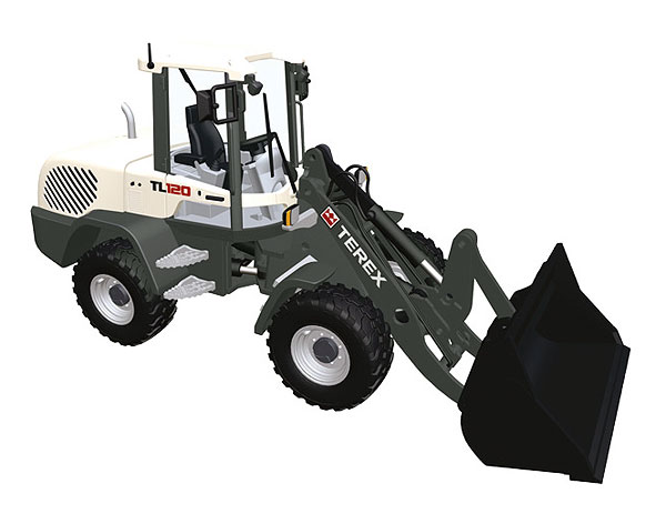 903 - NZG Model Terex TL120 Wheel Loader