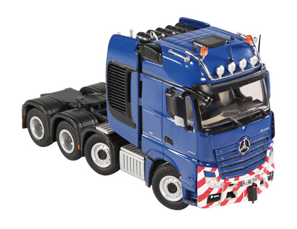 932-21 - NZG Model Mercedes Benz Actros Giga Space SLT
