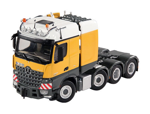 937-60 - NZG Model Mercedes Benz Arocs Big Space SLT