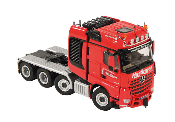9371-02 - NZG Model Hartinger Mercedes Benz Arocs Big Space