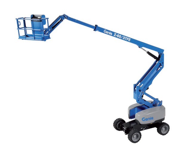 956 - NZG Model Genie Z 60_37FE Telescopic Boom Lift