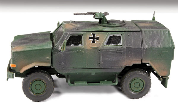88023 - Panzerstahl ATF Dingo 1 Infantry Mobility Vehicle