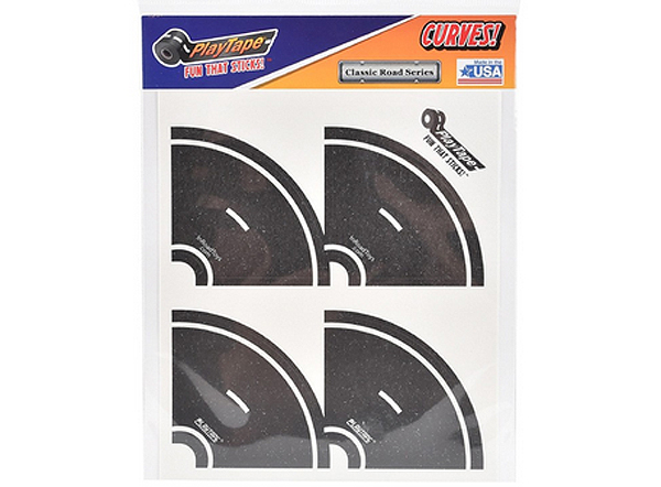 PP001BH11C - Playtape Classic Road Series Tight Curve