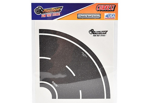 PP002BH13C - Playtape Classic Road Series Tight Curve
