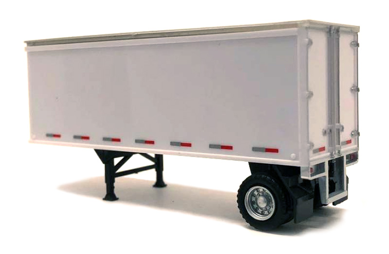 005273 - Promotex 27 Single Axle Trailer no converter