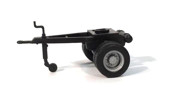 005274 - Promotex Single Axle Converter Dolly All or