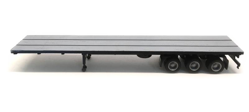 005318 - Promotex 3 Axle Flatbed Trailer 48ft All