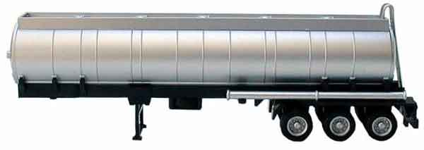 005350 - Promotex 3 Axle Chemical Tanker Trailer All