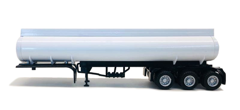 005353 - Promotex Elliptical Tanker Tri Axle Trailer All