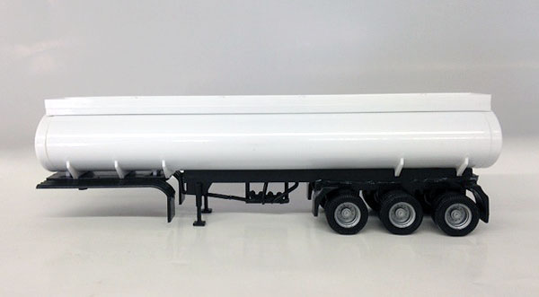 005353WT - Promotex Elliptical Tanker Tri Axle Trailer