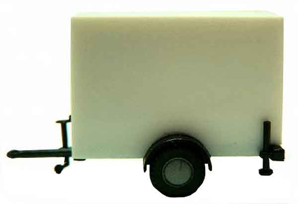 005378 - Promotex Utility Trailer All or