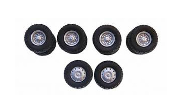 005382 - Promotex All Terrain Wheel Sets 2 Front