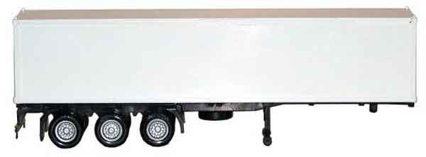 005405 - Promotex 3 Axle Container Trailer