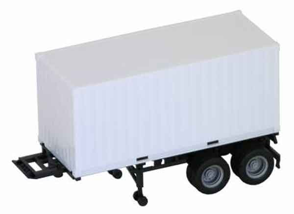 005442 - Promotex Container wih Chassis 20ft All or