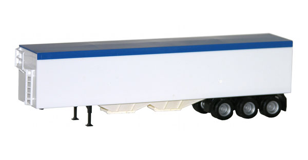 005446 - Promotex 3 Axle Grain Trailer