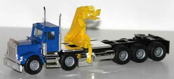 006385BL - Promotex Kenworth W 900 Twin Steer Tri