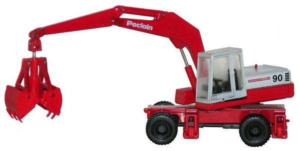 006520 - Promotex Poclain 90PB Heritage Excavator All or