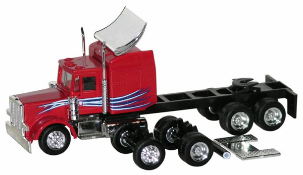 006529 - Promotex Peterbilt with Multi Use Chassis All