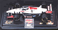 00701T - Racing Champions Texaco Havoline 6 Michael Andretti 1995 Collector