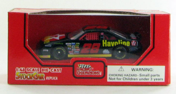 07058RC - Racing Champions Texaco Havoline 28 Dale Jarrett Stock