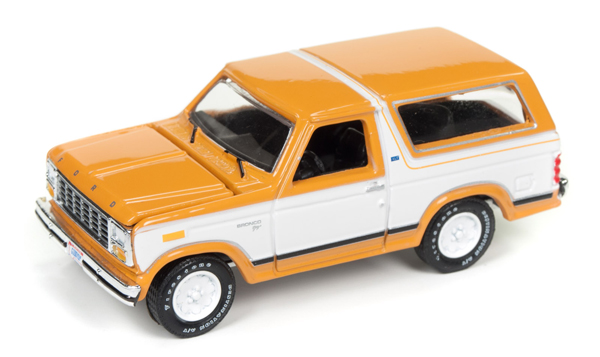 RC006-A - Racing Champions 1980 Ford Bronco