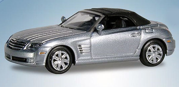38498 - Ricko 2005 Chrysler Crossfire Roadster