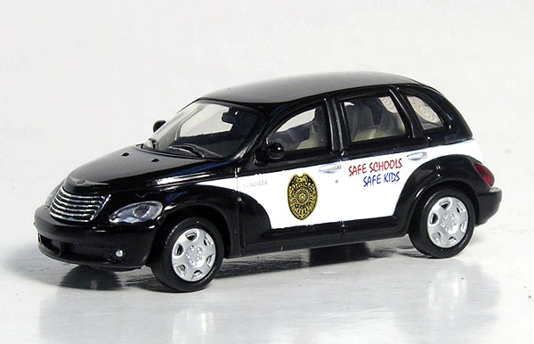 38961 - Ricko Chrysler PT Cruiser School Resource Officer