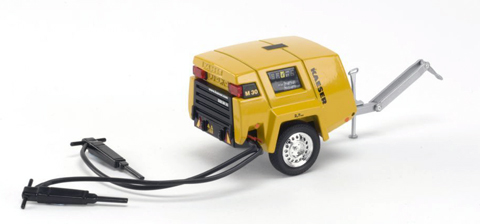 000605 - ROS Kaeser M30 Mobile Air Compressor